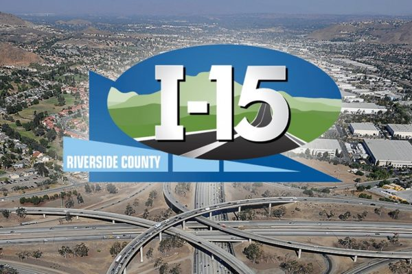 Groundbreaking Event Held for I-15 Express Lanes Project